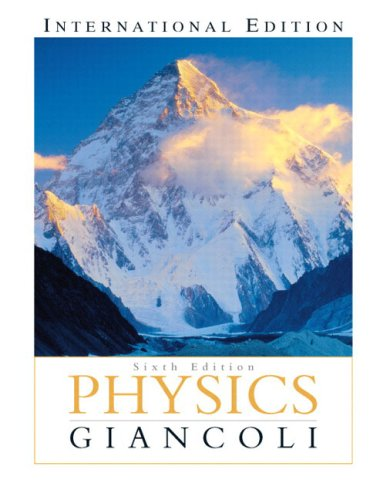 9780131911833: Physics: Principles with Applications: International Edition