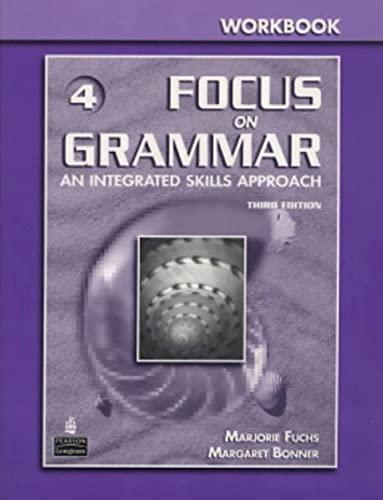 9780131912359: Focus on Grammar 4 Workbook