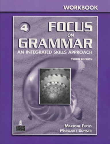 9780131912359: Focus on Grammar, No. 4 Workbook, 3rd Edition