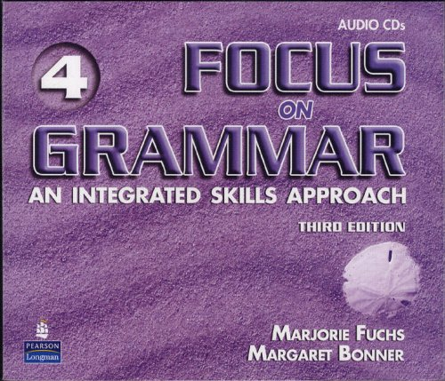 9780131912380: Focus on Grammar, Level 4, 3rd Edition