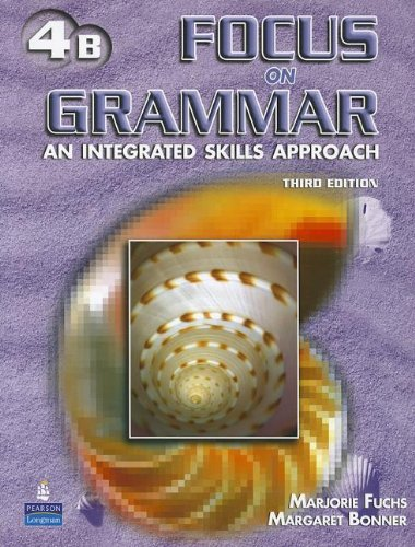 9780131912410: Focus on Grammar 4B