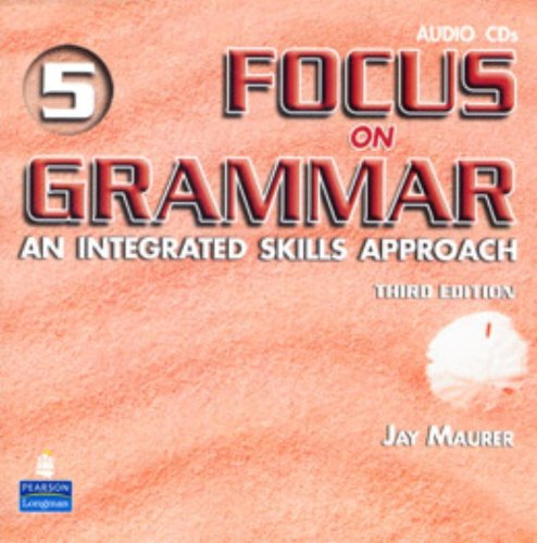 9780131912809: Focus on Grammar 5
