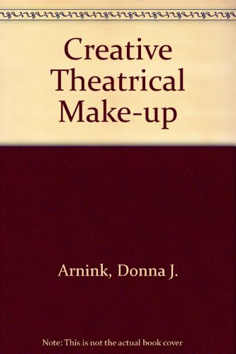 9780131913059: Creative Theatrical Makeup