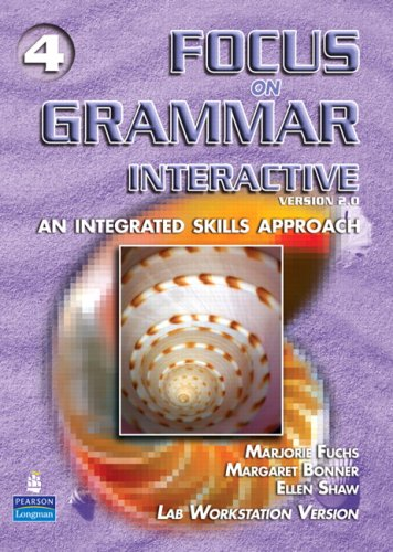 9780131913165: Focus on Grammar 4 Interactive CD-ROM (2nd Edition)