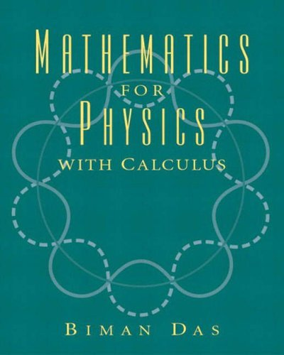 9780131913363: Mathematics for Physics with Calculus