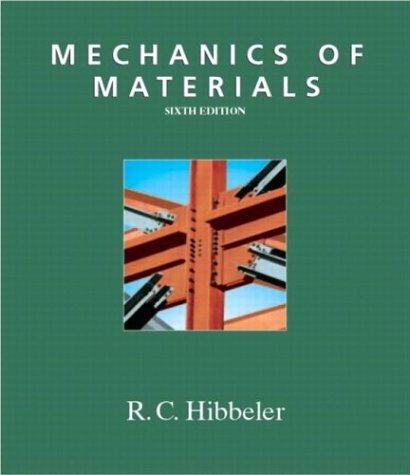 9780131913455: Mechanics of Materials (6th Edition)