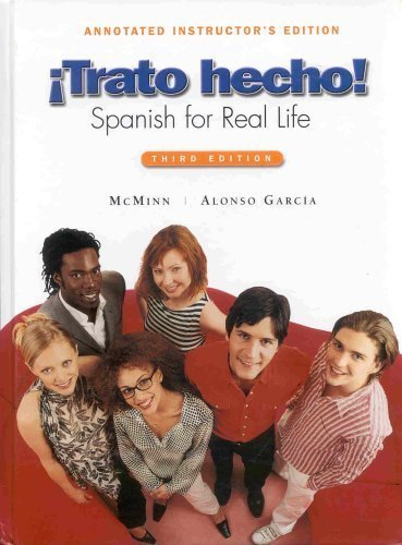 9780131914117: Trato Hecho! Spanish for Real Life: Aie