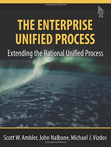 The Enterprise Unified Process: Extending the Rational Unified Process: Scott W. Ambler; John ...