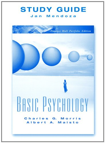 9780131914995: Basic Psychology: Pearson PH Portfolio Complete Set