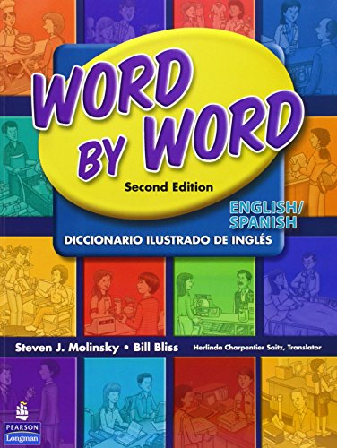 9780131916265: Word by Word Picture Dictionary English/Spanish Edition