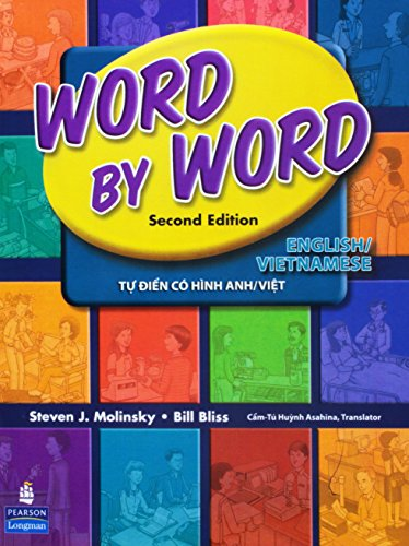 9780131916340: Word by Word Picture Dictionary English/Vietnamese Edition (2nd Edition)