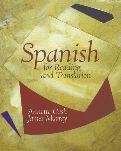 9780131916487: Spanish for Reading and Translation
