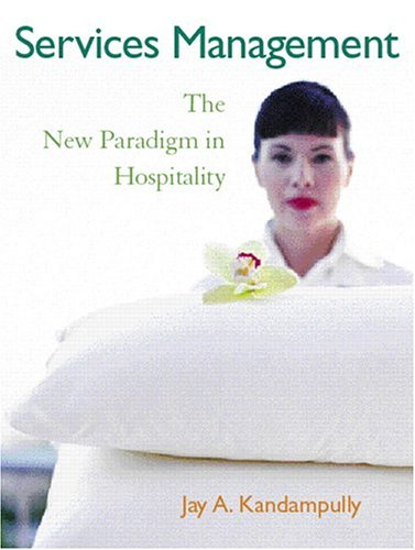 9780131916548: Services Management: The New Paradigm in Hospitality