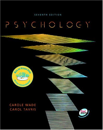 9780131917736: Psychology, Media and Research Update (7th Edition)