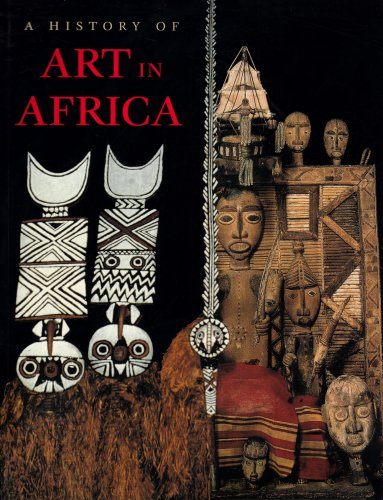 9780131918313: History of Art in Africa, A (reprint)