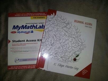 9780131918429: Beginning Algebra