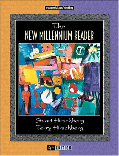 9780131918498: New Millennium Reader, The (4th Edition)