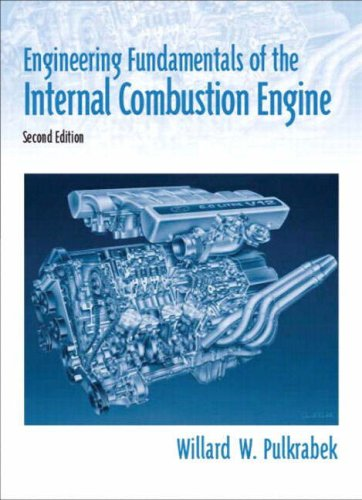 9780131918559: Engineering Fundamentals of the Internal Combustion Engine
