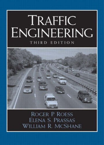 9780131918771: Traffic Engineering: International Edition