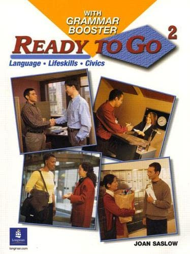 9780131919181: Ready to Go 2 with Grammar Booster