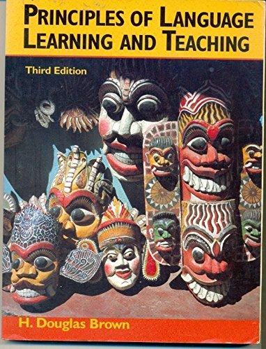 9780131919662: Principles of Language Learning and Teaching