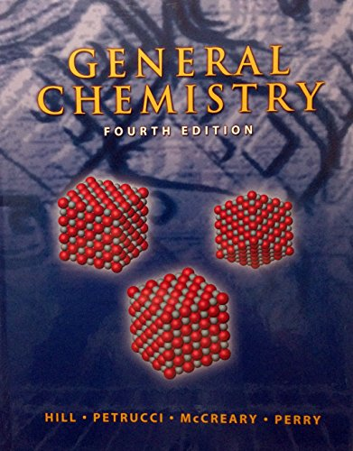 9780131920156: General Chemistry (Fourth Edition)