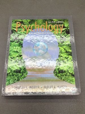 9780131920187: Psychology, an Introduction