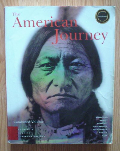9780131920361: American Journey Combined Volume Brief 3rd Edition Edition: Third