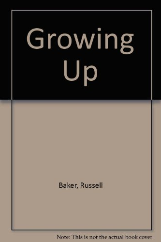 9780131921610: Growing Up
