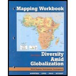 9780131922013: Mapping Workbook for Diversity Amid Globalization: World Regions, Environment, Development