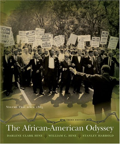 9780131922167: The African-American Odyssey: Volume II (Chapters 12-24) (3rd Edition)