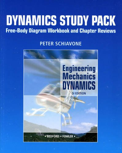 9780131922280: Engineering Mechanics - Dynamics SI Study Pack