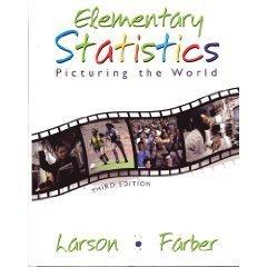 9780131924956: Elementary Statistics