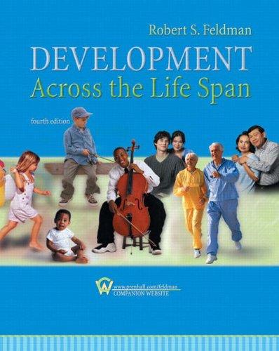 9780131925380: Development Across the Life Span (4th Edition)