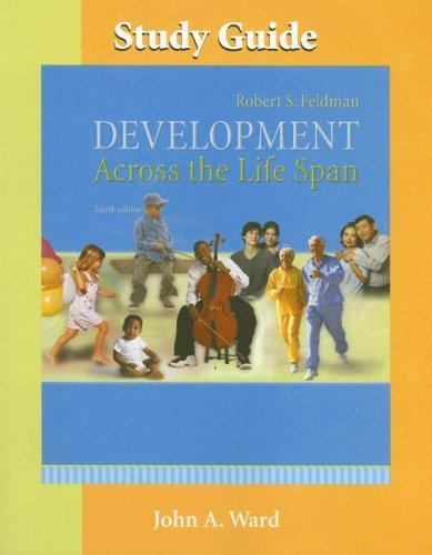 9780131925410: Development Across the Life Span Study Guide