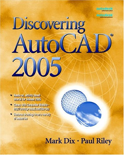 9780131926127: Discovering AutoCAD® 2005