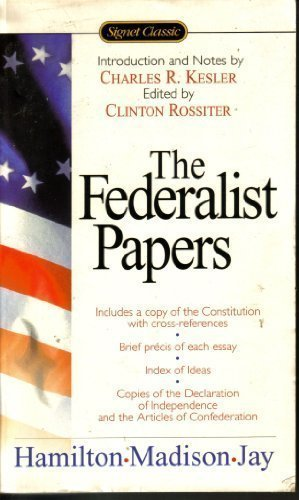 9780131926172: The Federalist Papers