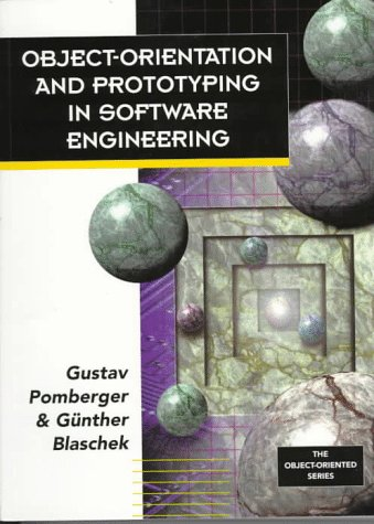 9780131926264: Object Orientation and Prototyping in Software Engineering (Prentice-Hall Object-Oriented)