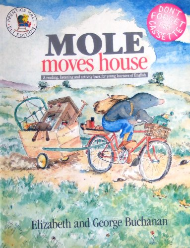 9780131926349: Mole Moves House (PENG)