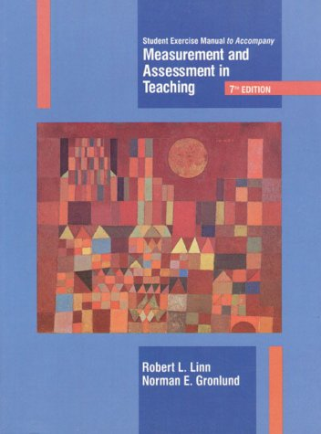 9780131927186: Measurement (Student Manual)