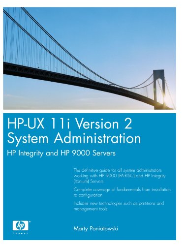 9780131927599: HP-UX 11i Version 2 System Administration: HP Integrity and HP 9000 Servers (HP Professional)