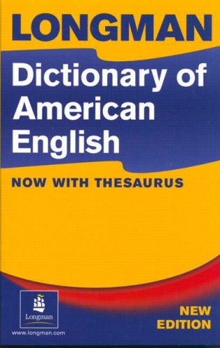 9780131927629: Longman Dictionary of American English, 3rd Edition