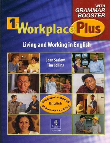 9780131927995: Saslow: Workplace L1 SB w/Gram Boost (v. 1)
