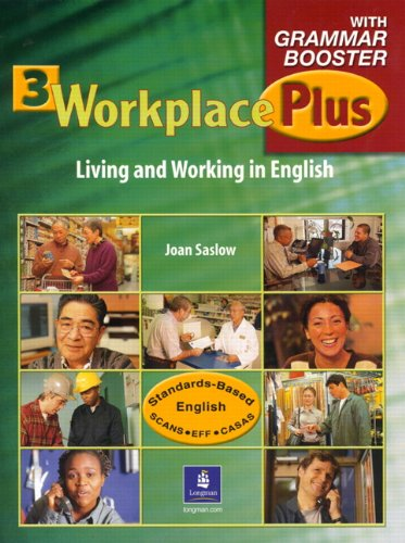 9780131928015: Workplace Plus: with Grammar Booster Level 3: Living and Working in English