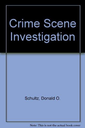 9780131928640: Crime Scene Investigation (Prentice-Hall series in criminal justice)