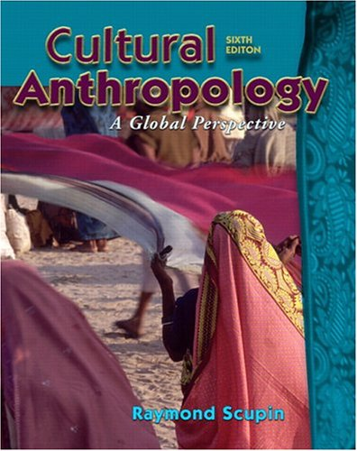 9780131928848: Cultural Anthropology: A Global Perspective (6th Edition)