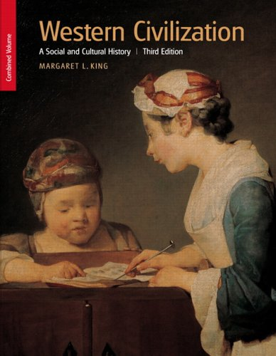 9780131929562: Western Civilization: A Social and Cultural History, Combined Volume (3rd Edition)