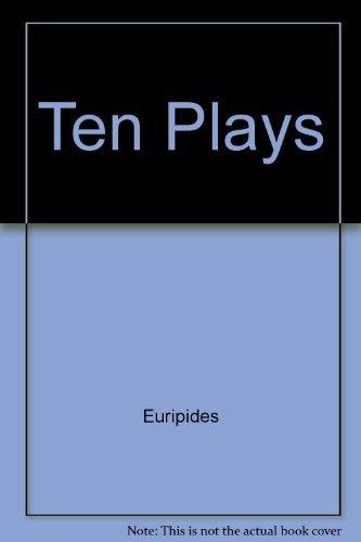 9780131929593: Ten Plays