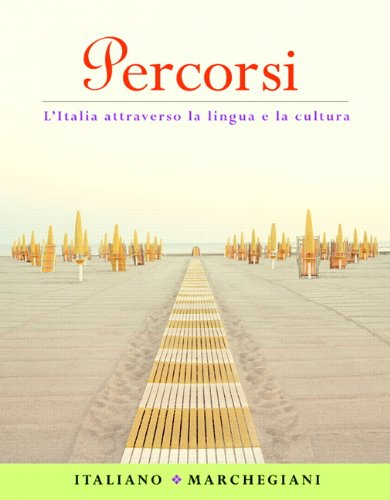 9780131929692: Percorsi: l'Italia attraverso la lingua e la cultura