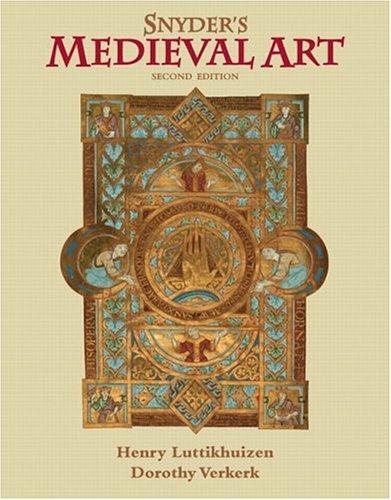 9780131929708: Snyder's Medieval Art